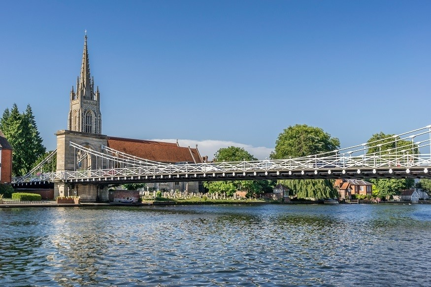 Marlow to Henley Boat Cruise [Aug 2018]