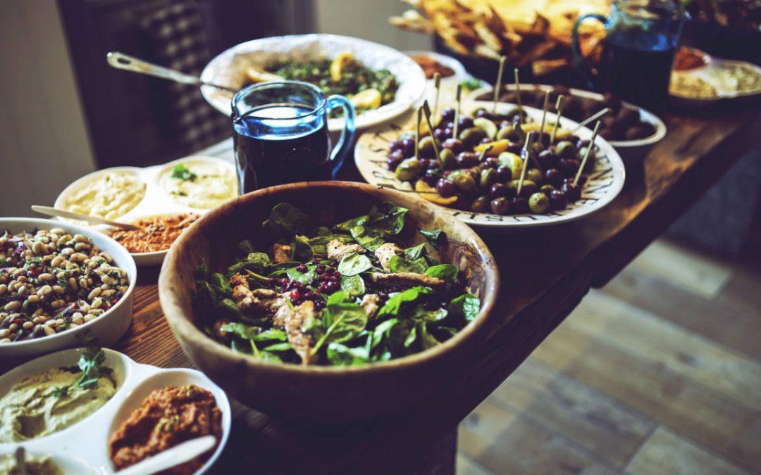 Festive Lunch Date