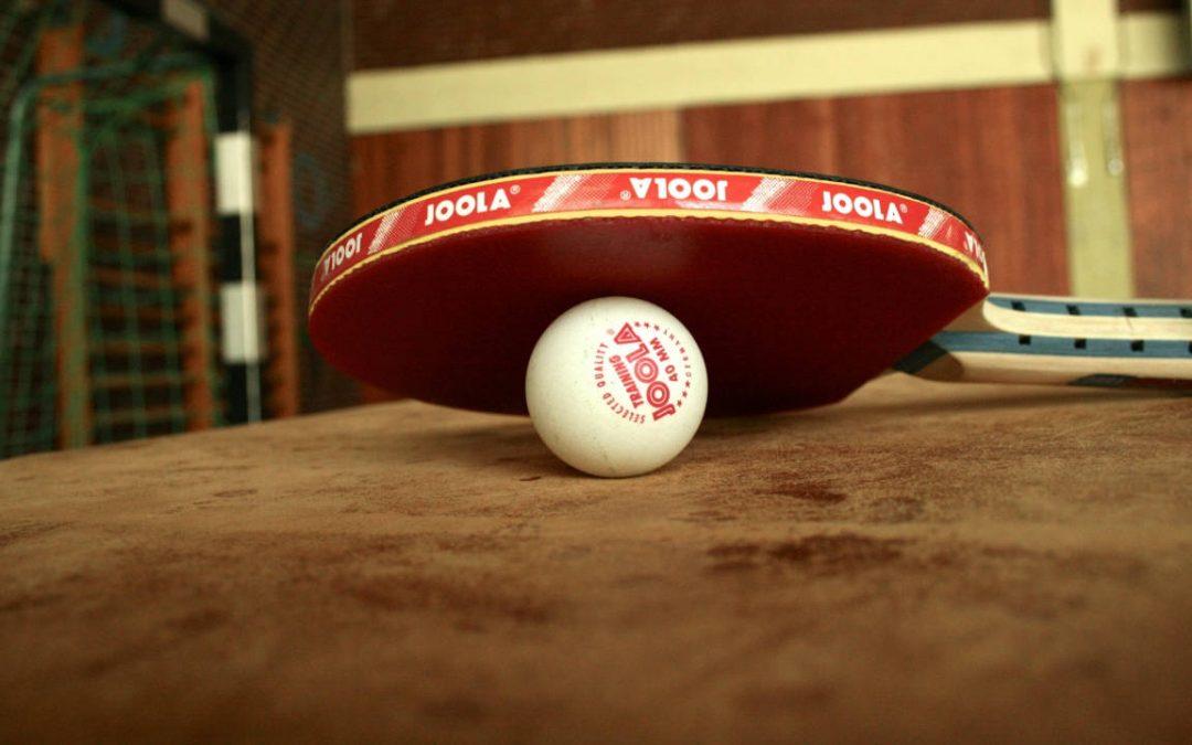 NLU3A Table Tennis