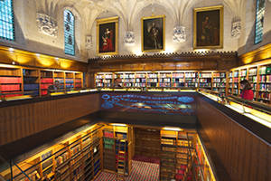 The Supreme Court Judges Library