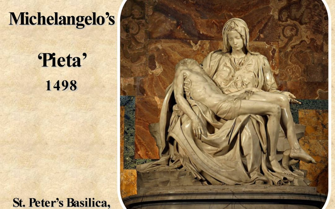 Michelangelo – a talk given by Janet Diamond