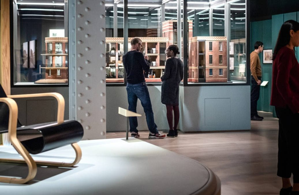 Living With Buildings – Architecture and health. A special exhibition at the Wellcome Collection