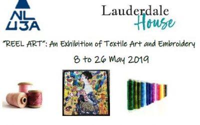 Reel Art: An Exhibition of Textile Art and Embroidery