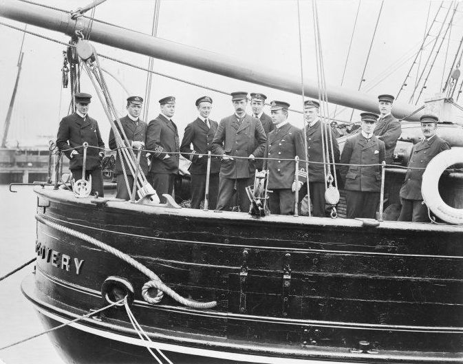 Monthly Meeting: Ernest Shackleton-His life and times